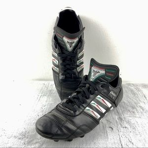 Adidas Etrusco Italia Vintage Soccer Cleats Men's Size 12.5 World Cup 1990